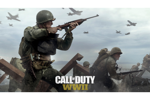 Call of Duty WWII Gameplay Wallpapers | HD Wallpapers | ID ...
