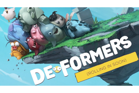 DE-FORMERS - Trailer & Gameplay ( PS4, Xbox One, PC) ©New ...