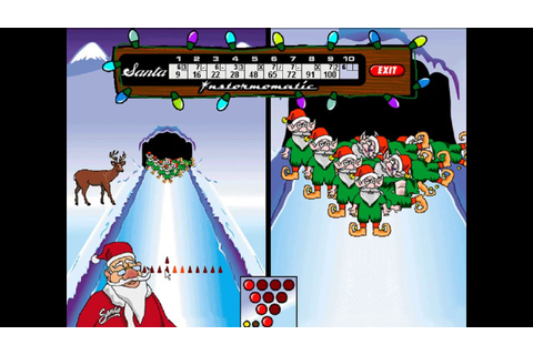 Elf bowling (Windows game 1999) - YouTube