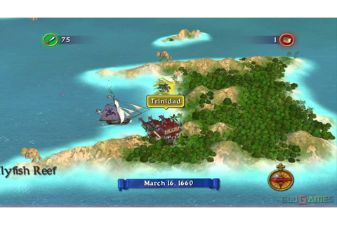 Sid Meier's Pirates! - Gameplay Xbox HD 720P - YouTube