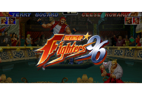 THE KING OF FIGHTERS '96 | Virtual Console (Wii) | Games ...