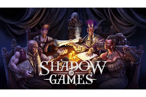 Shadow Games - Teaser Trailer - YouTube