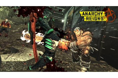 Download Anarchy Reigns Free Game Full Version - Download ...