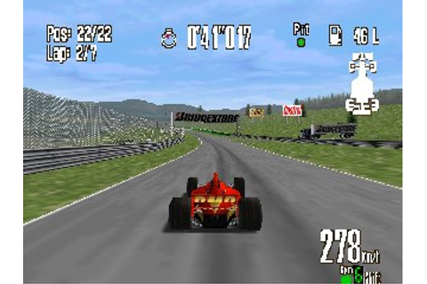 Buy Nintendo 64 Racing Simulation - Monaco Grand Prix For ...