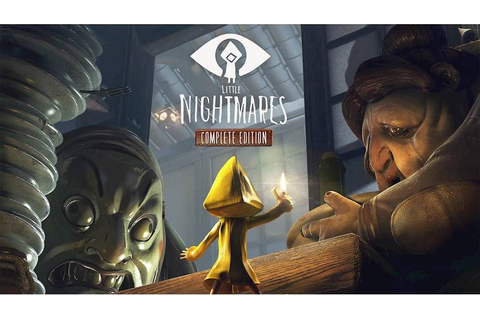 Little Nightmares Complete Edition Nintendo Switch ...