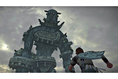 Shadow of The Colossus PS4 - E3 2017 Gameplay Trailer ...