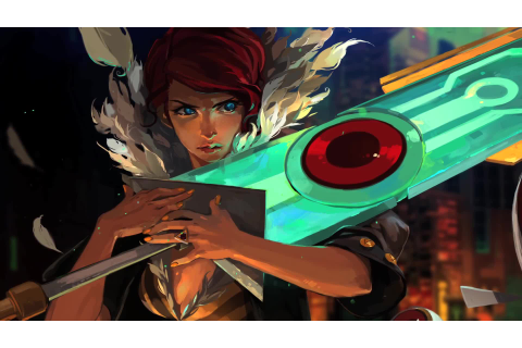 Transistor Full HD Wallpaper and Background Image ...