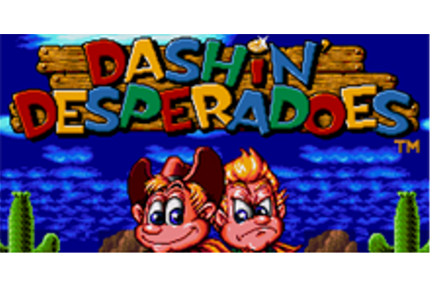Dashin' Desperadoes Download Game | GameFabrique