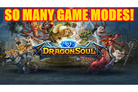 Game Like Summoners War | DragonSoul Review | Free RPG for ...