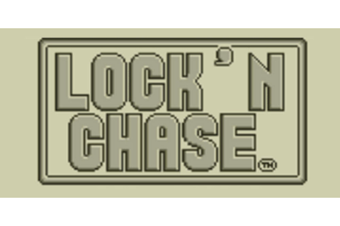 LOCK'N CHASE | Console virtuelle (Nintendo 3DS) | Jeux ...