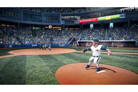 Super Mega Baseball 2 torrent download v1.0.29017.0 ...