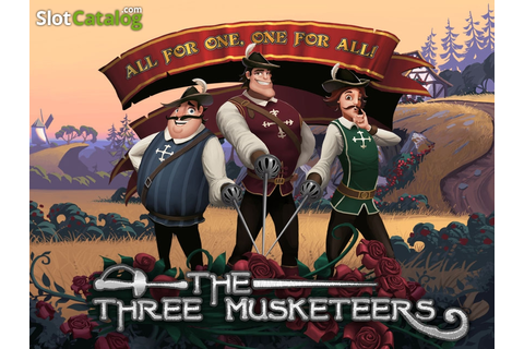 Review of The Three Musketeers (Video Slot from Quickspin ...