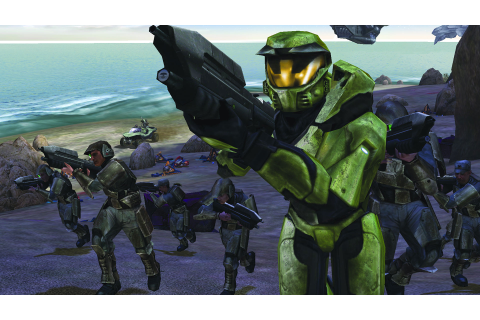 Halo: Combat Evolved | Games | Halo - Official Site