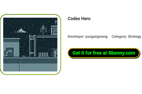 Codes Hero APK for Android Free Download