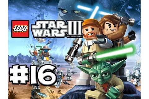 LEGO Star Wars 3 - The Clone Wars - Episode 16 - Rookies ...