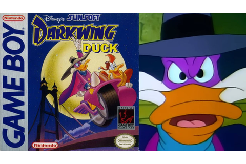 Disney's Darkwing Duck | Game Boy | Capcom | 1993 - YouTube