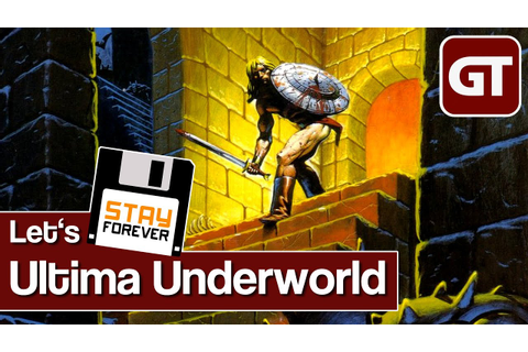 Retro Games: Ultima Underworld: The Stygian Abyss #1 - Let ...