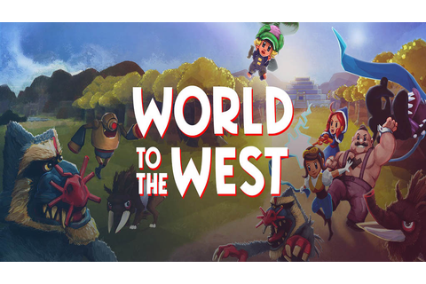 World to the West - Free Full Download | CODEX PC Games