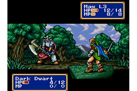 Classic Adventures: Shining Force | Unlimited Continues