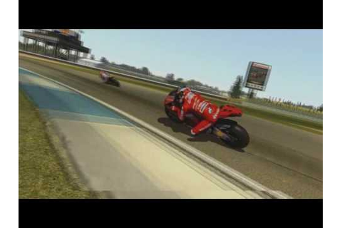 Moto GP 09/10 Games Trailer - YouTube