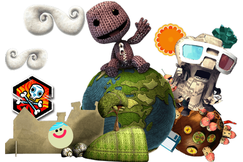Games | Media Molecule - Creators of LittleBigPlanet and ...