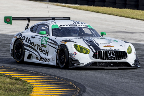 Mercedes-AMG Joins IMSA With AMG GT3 Race Car - Picture ...