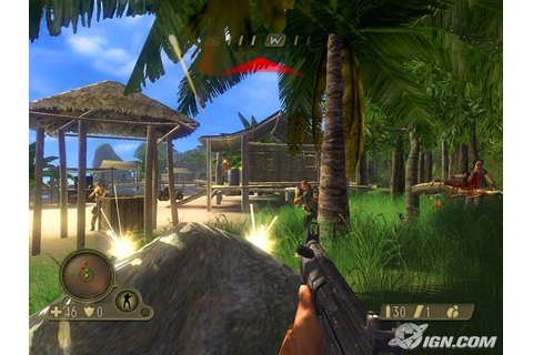 Far Cry Instincts Screenshots, Pictures, Wallpapers - Xbox ...