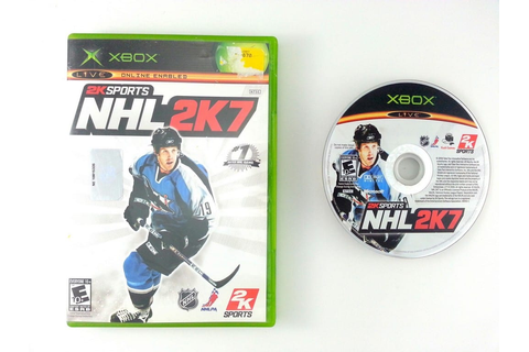 NHL 2K7 game for Xbox | The Game Guy
