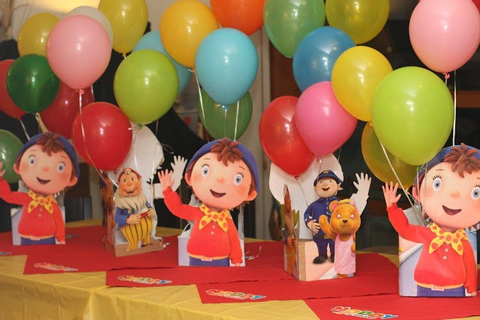 15 best Party theme: Noddy images on Pinterest | Birthdays ...