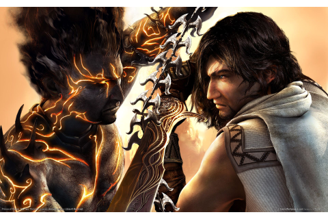 Download Prince of Persia The Two Thrones PC Game Torrent ...