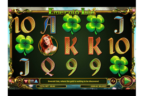 Emerald Isle ™ Slot Machine - Play Free Online Game ...