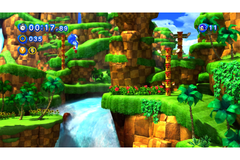 Download Sonic Generations PC Game + Crack - Free Full Version