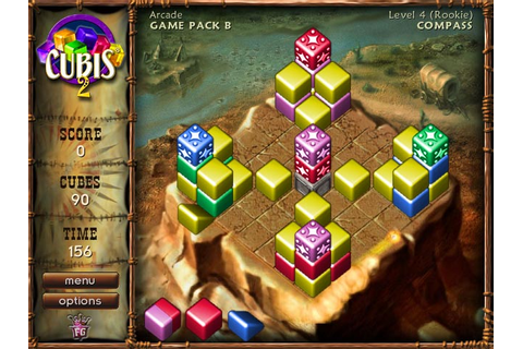 Cubis Gold 2 > iPad, iPhone, Android, Mac & PC Game | Big Fish
