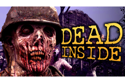 DEAD INSIDE ★ Call of Duty Zombies Mod (Zombie Games) - YouTube
