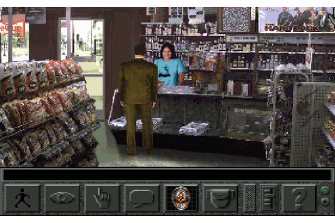 Police Quest 4: Open Season (PC) – GameCola