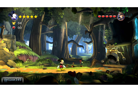 Castle of Illusion Gameplay (PC HD) - YouTube