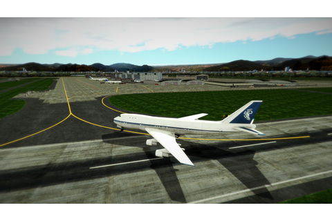 Airport Simulator 2019 sur Qwant Games