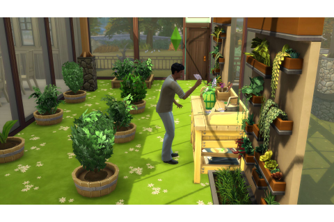 Les Sims 4 : Saisons - Game Side Story