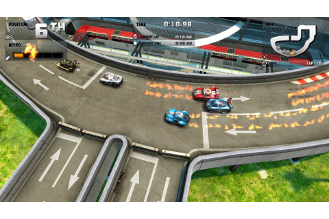 Download Mini Motor Racing EVO Full PC Game