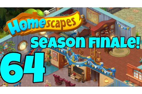 HOMESCAPES - Gameplay Walkthrough Part 64 - Robbie's Guest ...