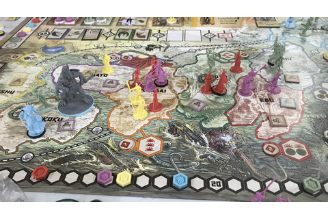 Rising Sun Board Game Review | Truly Bright and Brilliant ...