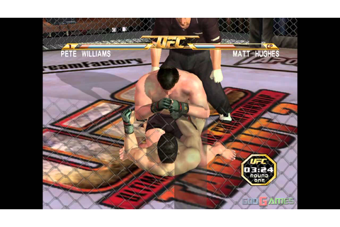 UFC Tapout 2 - Gameplay Xbox HD 720P - YouTube