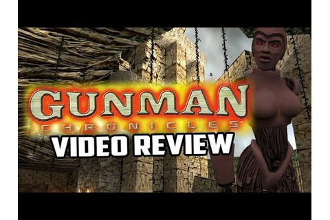 Retro Review - Gunman Chronicles PC Game Review - YouTube