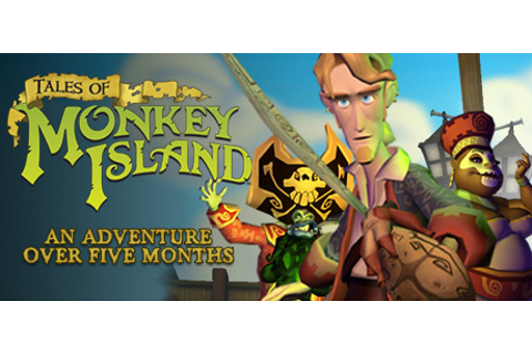 Save 75% on Tales of Monkey Island Complete Pack on Steam