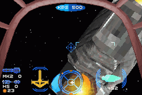 Play Wing Commander - Prophecy Nintendo Game Boy Advance ...