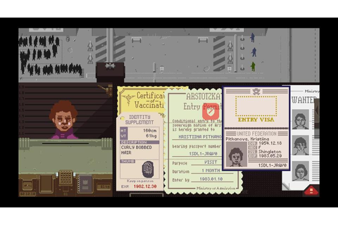 A video game about immigration bureaucracy? Awesome! - The ...