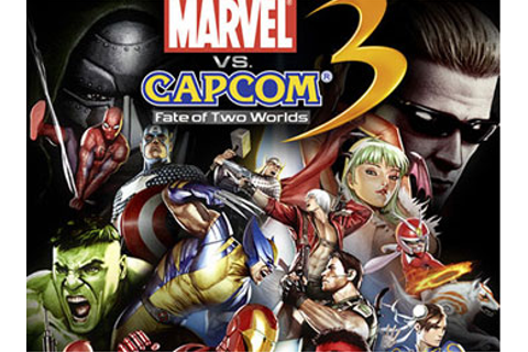 Marvel vs. Capcom 3: Fate of Two Worlds Review - Xbox 360 ...