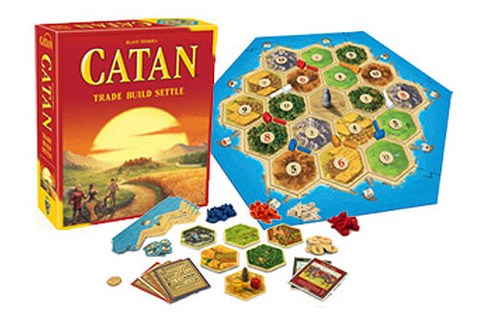 NEW IN BOX CATAN 5th Edition (formerly The Settlers of ...