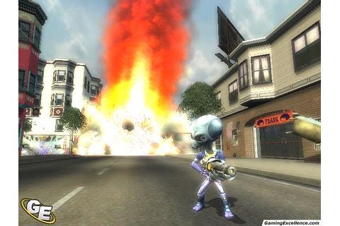 Destroy All Humans! 2 Review - GamingExcellence