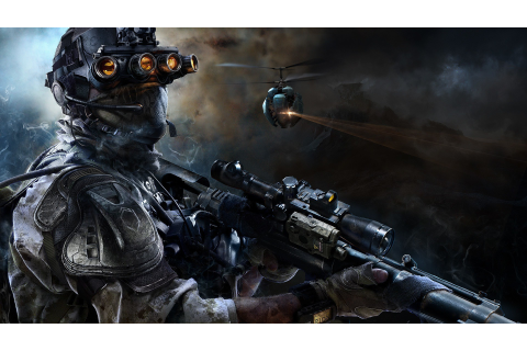 Sniper: Ghost Warrior 3, Video Games Wallpapers HD ...